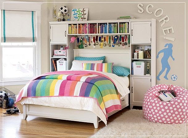 Bedroom Design Decor: Cool Bedroom Ideas For Teenage Girls ...