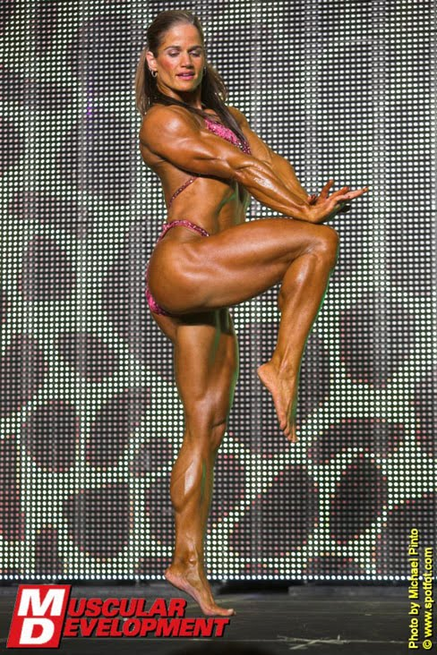 Laura Boisacq 2011 Emerald Cup Female Muscle Blog