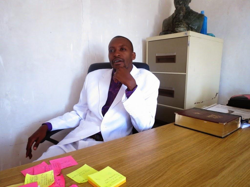 Apostle P. Sibiya