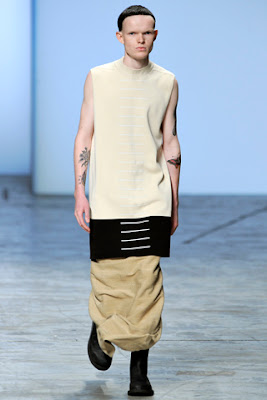 Stylemounties worst looks of milan paris spring summer 2012 for Rick owens milan