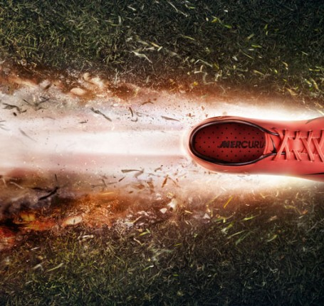 Muhammad Iqbal: Sepatu Nike Mercurial Vapor 8: Explosive Speed