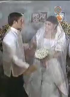 Kim Chiu Kung Tayo'y Magkakalayo wedding