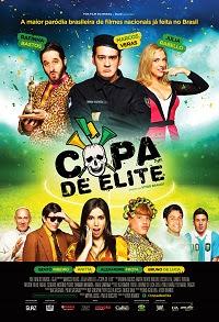 Filme Poster Copa de Elite TS XviD & RMVB Nacional