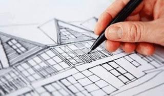 Desain Plan Perencanaan Rumah Tumbuh Secara Bertahap