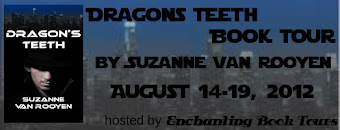 Dragon's Teeth Book Tour
