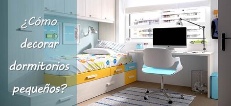 Nemulsa design dormitorios peque os ideas para decorar - Decorar dormitorios pequenos ...