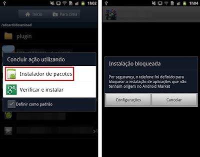 """""""Esse app é incompatível com seu aparelho"""" - Saiba como instalar mesmo assim"""