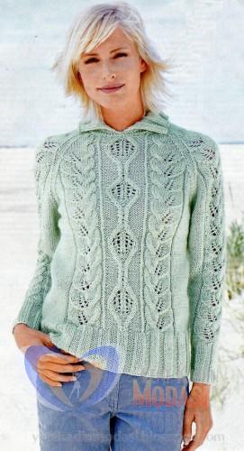 yenikadinmodasi Örgü Bayan Bluz Yepyeni Harika Modeller 2013