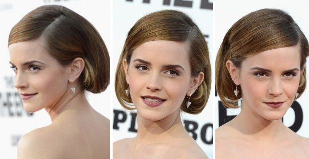 Emma Watson at the Premiere of This Is The End