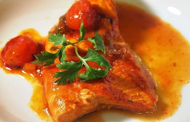 ψάρι φιλέτο στο φούρνο συνταγή
