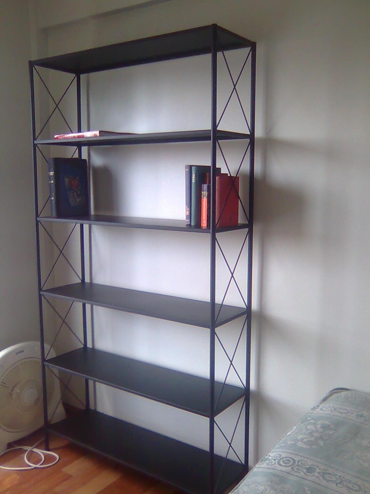 Herreria muebles de hierro for Muebles en hierro