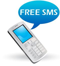 ارسال رسائل قصيرة SMS مجانا وبدون تسجيل