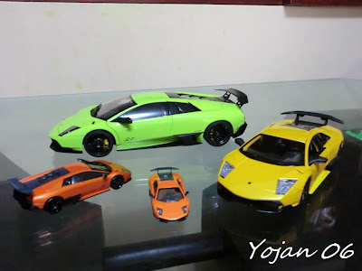 Lamborghini Murcielago on Yojan 06       La Familia Murcielago Sv S