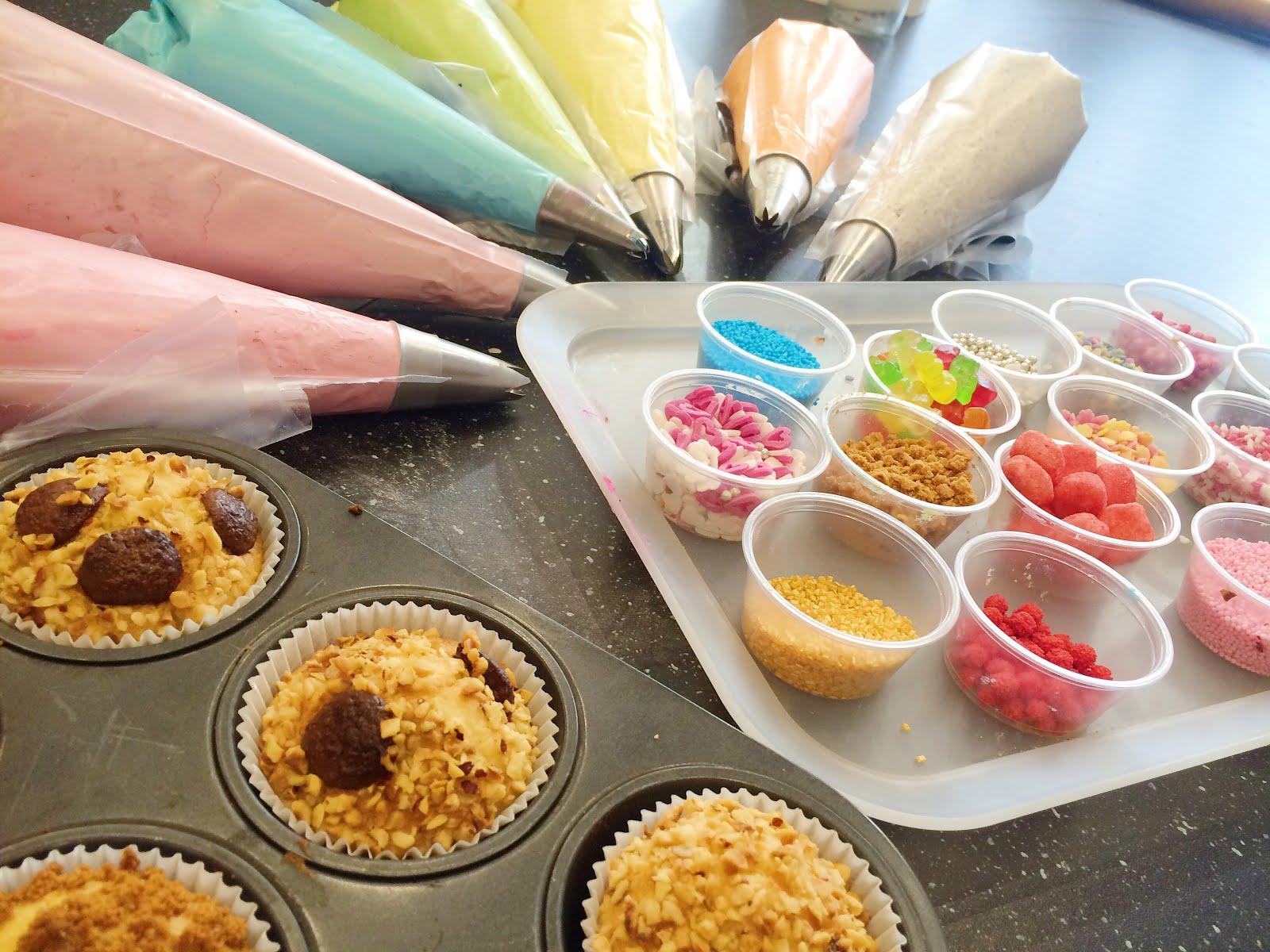 Les ateliers de pâtisserie