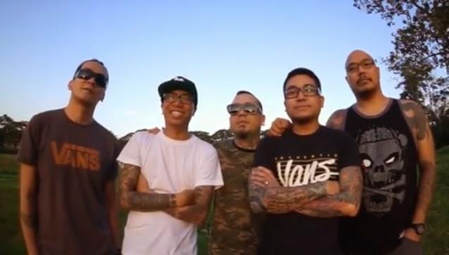 The Kamikazee Members.