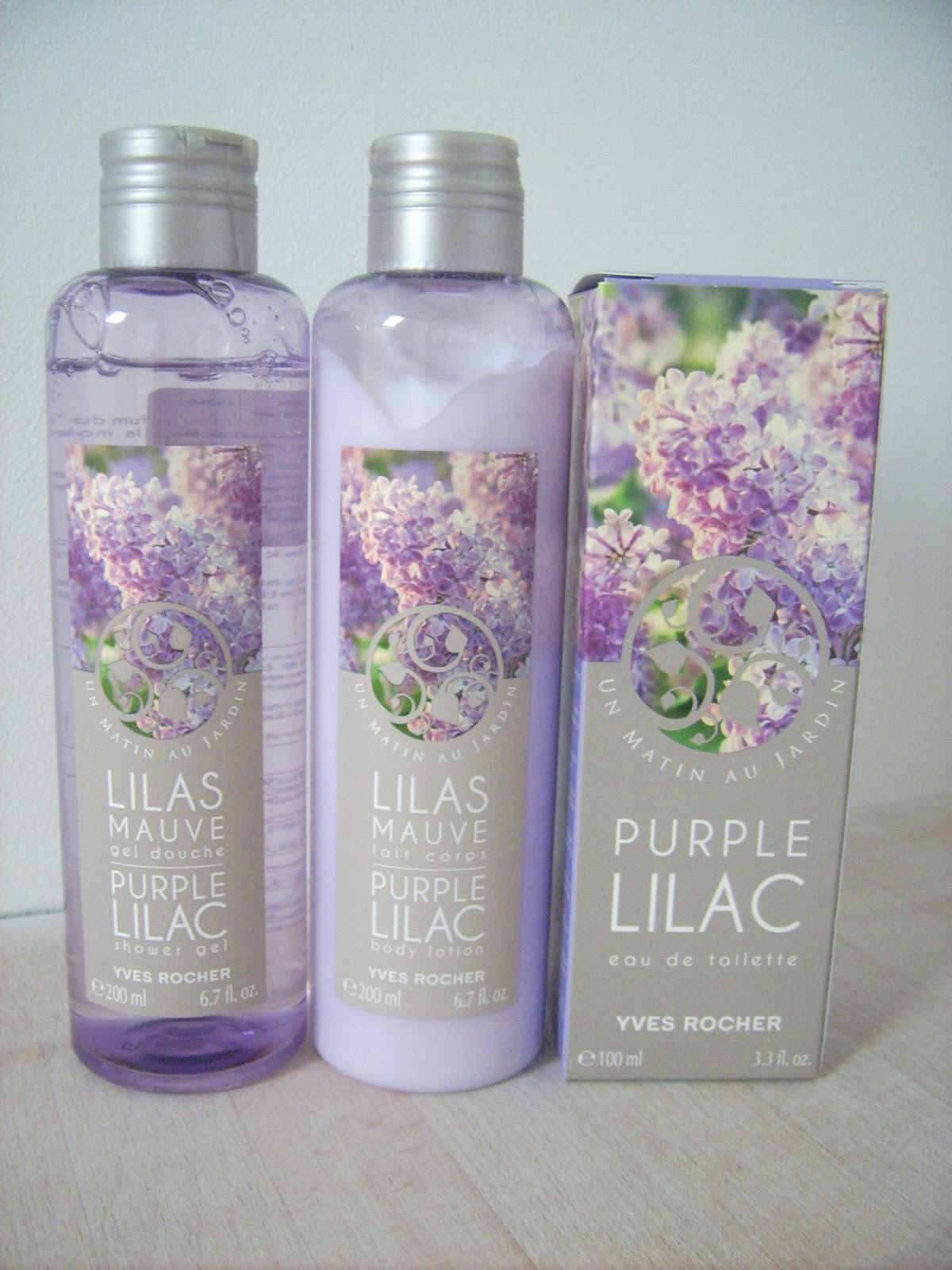 lilas mauve collection yves rocher