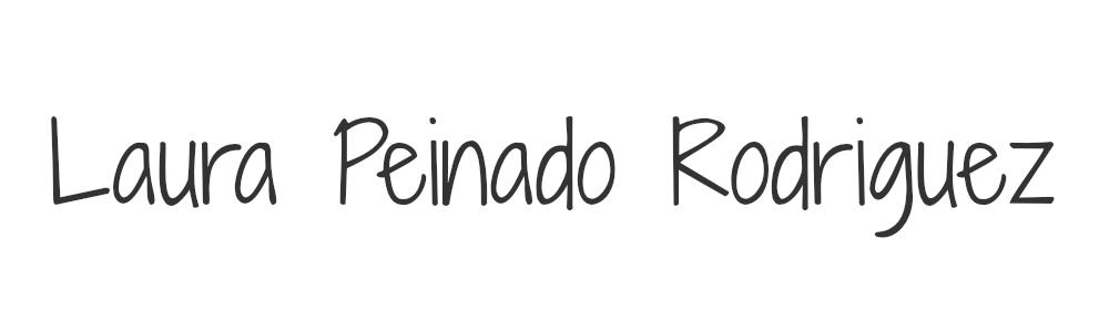 LAURA PEINADO RODRIGUEZ