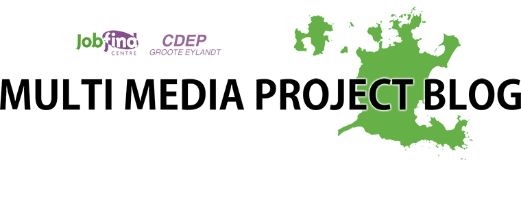 Jobfind CDEP Multi Media Project Blog