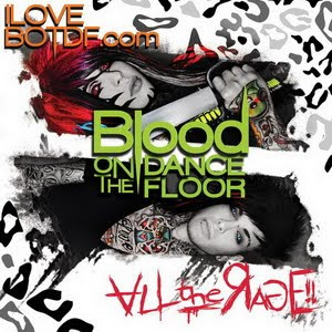 Blood On The Dance Floor - Dark Dreams