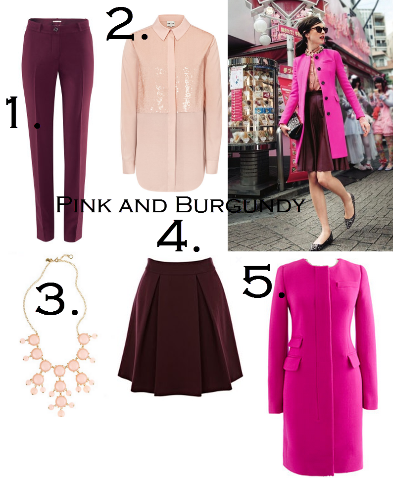 Travelling Fashion Weekly Color Combo