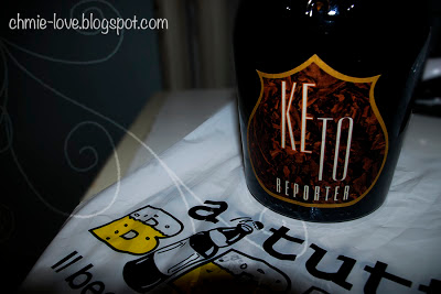 Birra del Borgo, Keto Reporter, porter z tytoniem