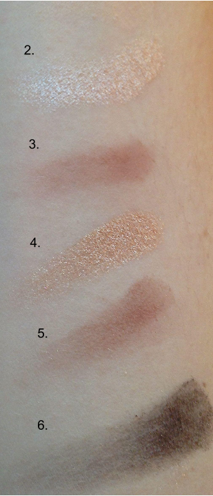 EmmasBeginning Stilla In The Light Swatches
