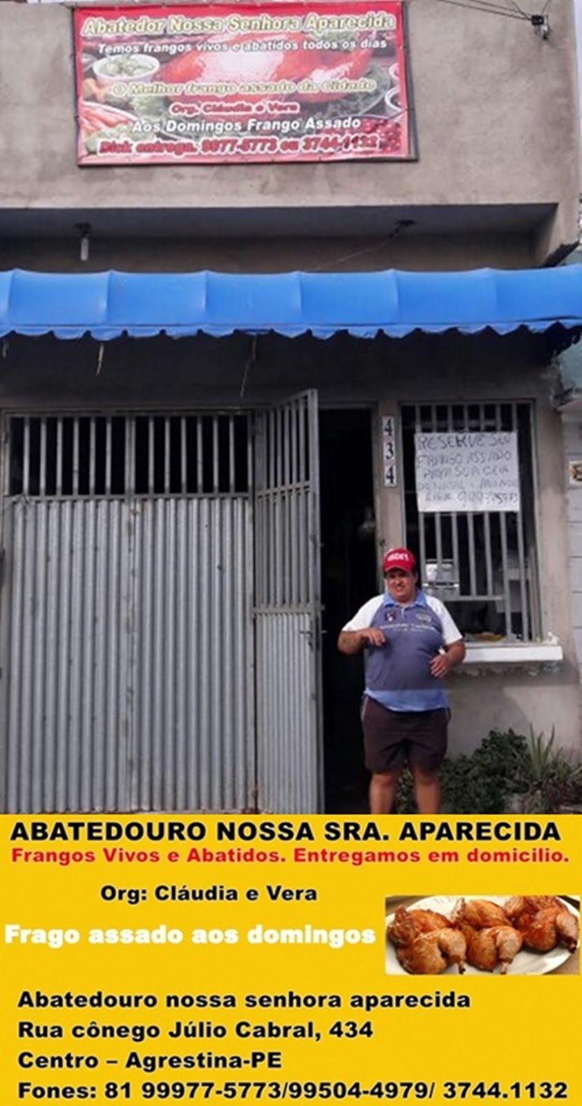 ABATEDOURO NOSSA SENHORA APARECIDA