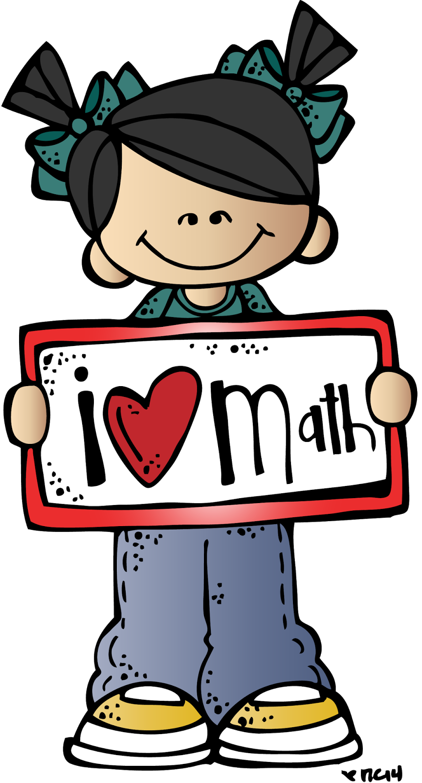 Students math clipart