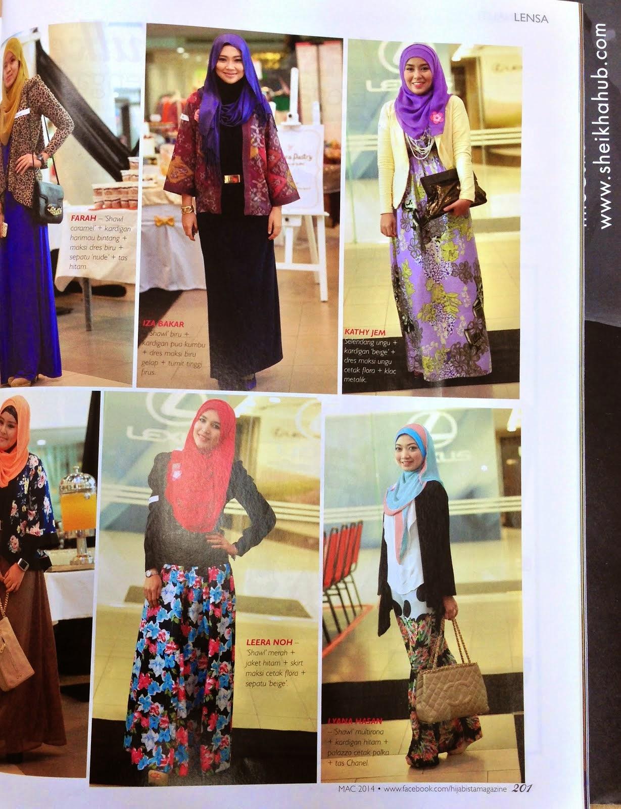 Hijabista Nona Mac 2014