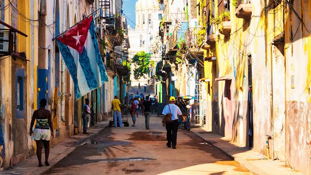 Las Calles de La Habana. Su historia