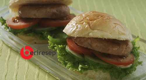 Resep Chicken Burger