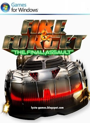 Fire & Forget: The Final Assault PC Cover