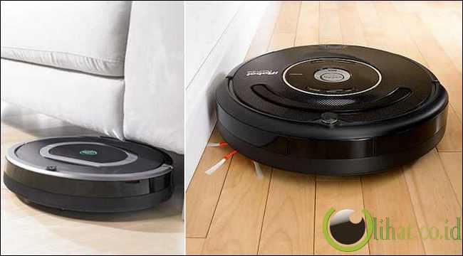 iRobot Roomba (Pembersih Segala Medan Kotoran)