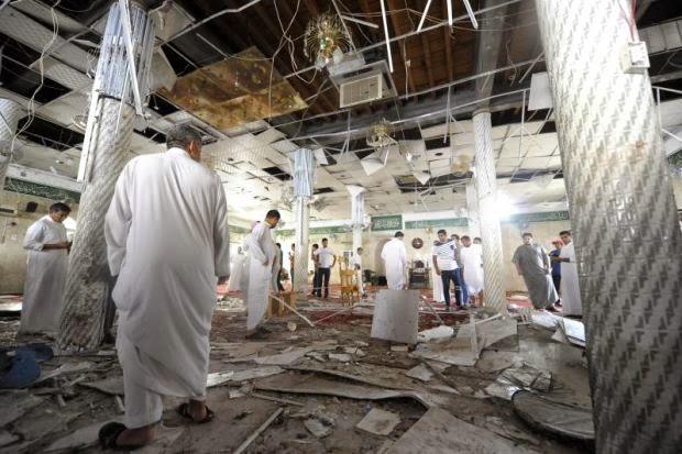 Saudi Sediakan 3,7 M, Bagi yang Temukan Buronan Peledakan Masjid Polisi