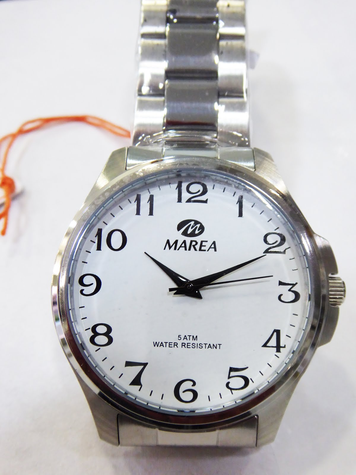 Reloj Marea en tamaño señora y caballero