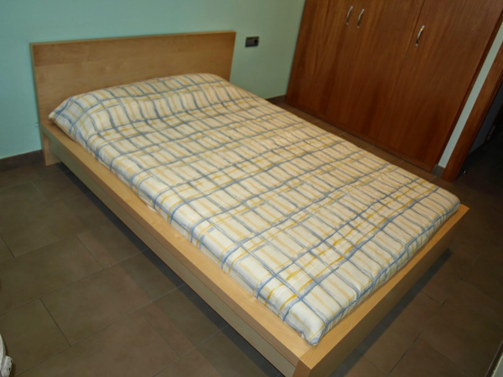Colchones de matrimonio affordable cama colchn protector - Cama doble ikea ...