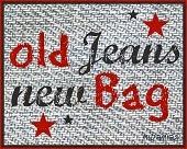 Alte Jeans neue Tasche