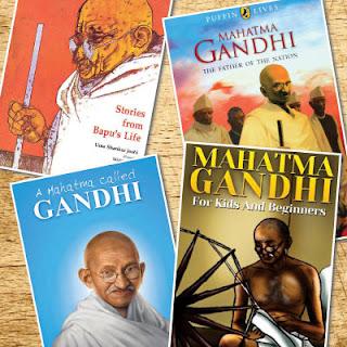 Children's Books on Mahatma Gandhi