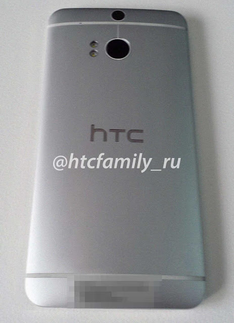 HTC M8 leaked image