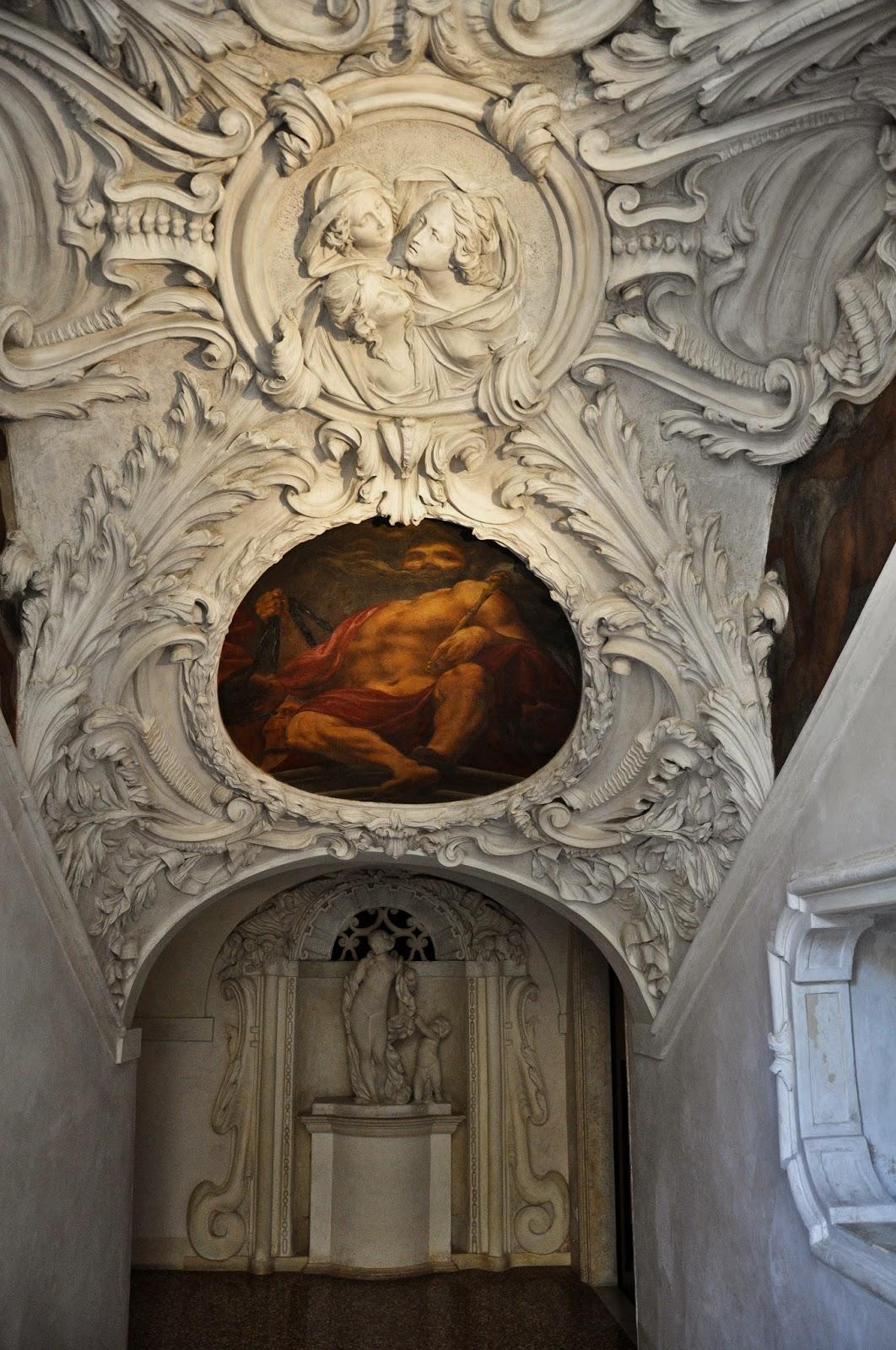 Aeolus' Cave, Gallerie D'Italia in Palazzo Leoni Montanari, Vicenza, Italy