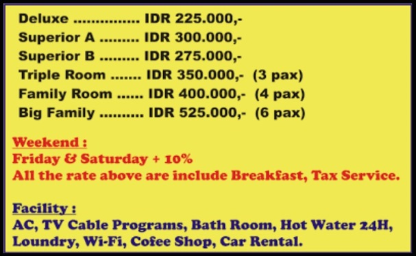 Room Rate After Discount