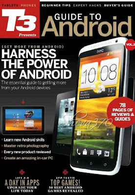 T3 Presents: The Android Guide – Vol. 2, 2012