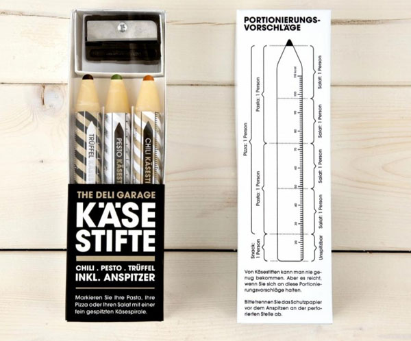The Deli Garage parmesão lápis