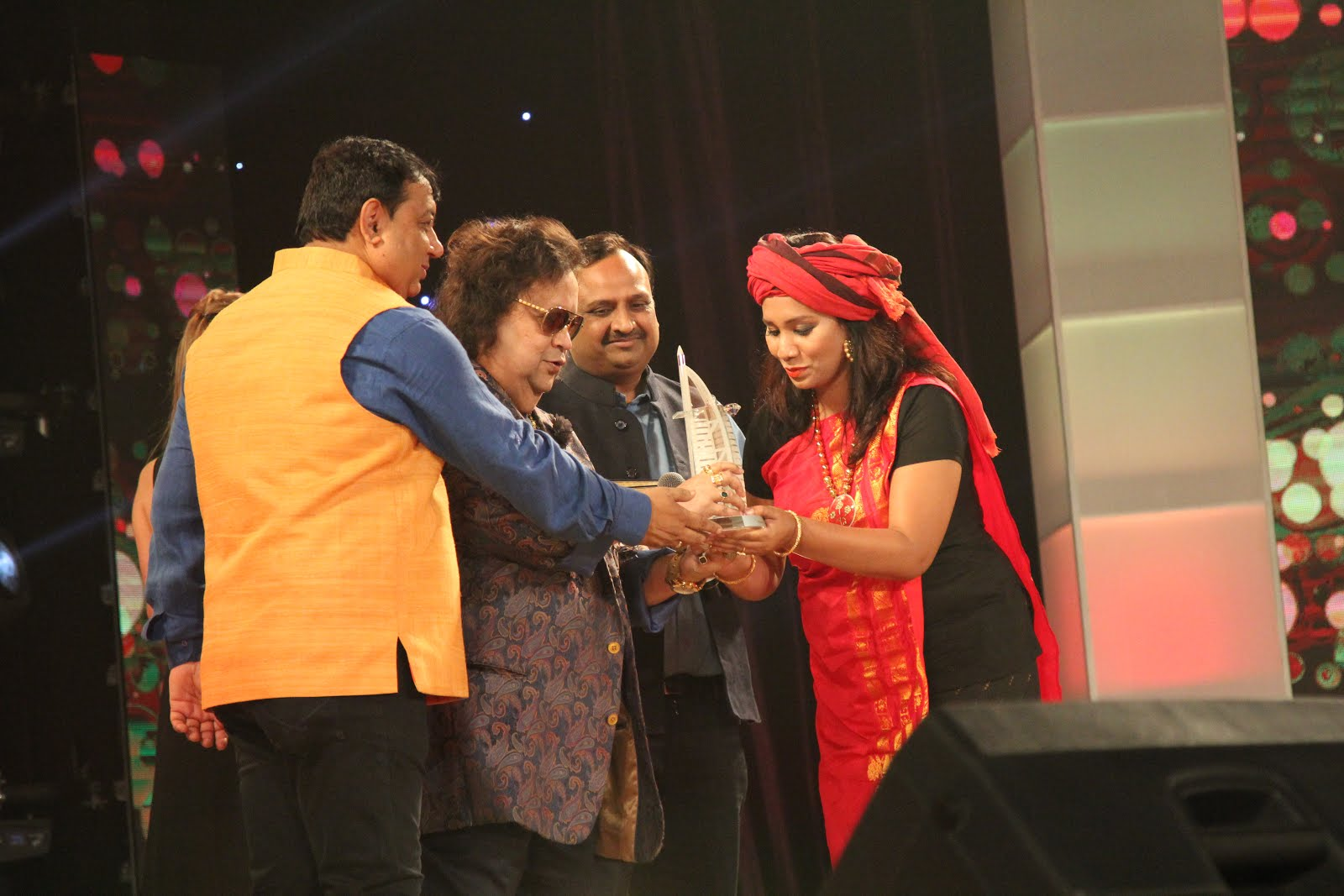 ‪#‎BestBhojpuri‬‪#‎PlaybackSingerAward‬