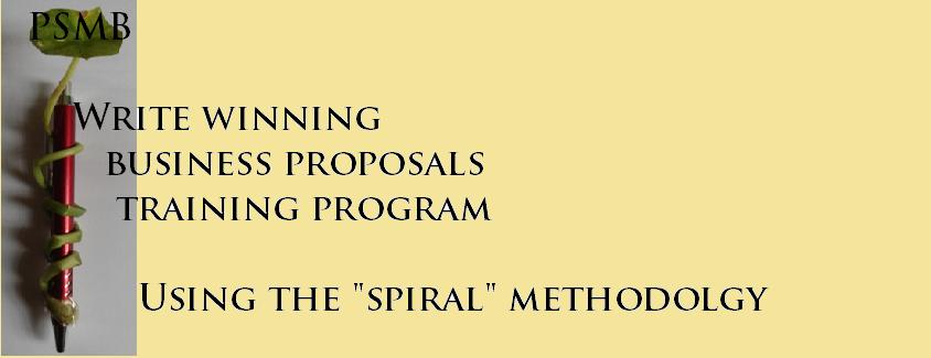 PSMB Write Winning Business Proposals Training Program