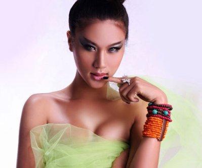 Viet Nam Super Model Kim Dung