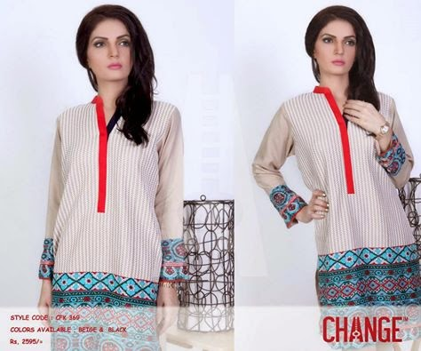 Change 2015 Summer Collection for Girls