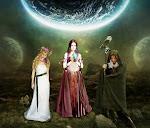 Deusa Donzela, Mãe e Anciã