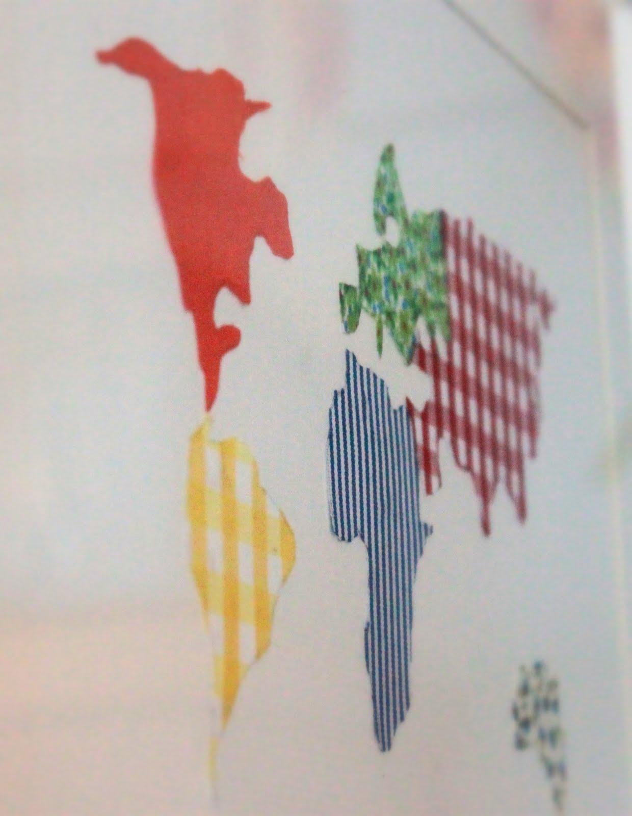 Cincolobitosshop mapamundi - Mapamundi pared ikea ...