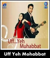 Uff yeah Muhabbat Title song OST